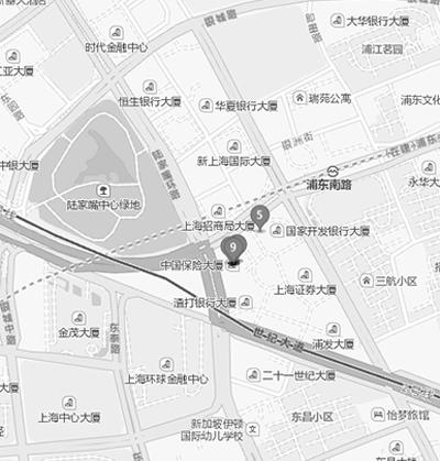 上海公司地tu